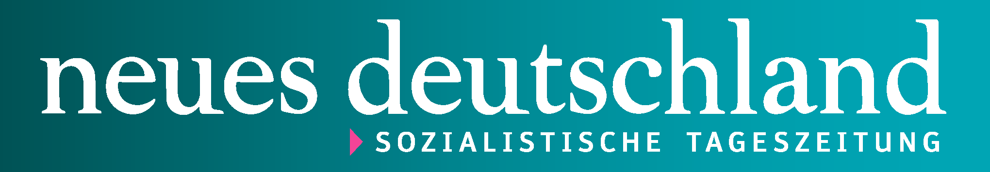 Bildergebnis für neues deutschland logo